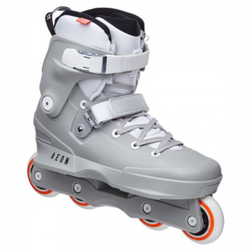 Inlineskating-Artikel Grey Usd Aeon 72 Aggressive Inline Skates